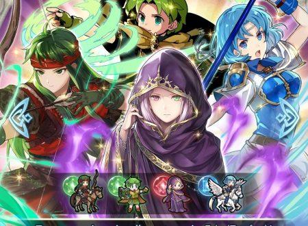 Fire Emblem Heroes: ora disponibili i nuovi eroi speciali: Oltre le tenebre