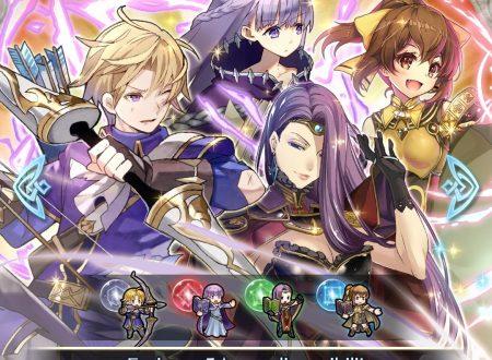 Fire Emblem Heroes: ora disponibile la preferenza evocazione: nuovo potere, con Klein, Sophia, Sonya e Delthea