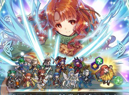 Fire Emblem Heroes: ora disponibile l'evento evocazione Eroi mitici: Yune, la dea del caos
