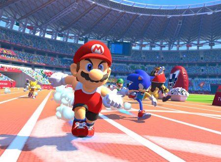 Mario & Sonic at the Tokyo 2020 Olympic Games: il titolo annunciato ufficialmente per Nintendo Switch