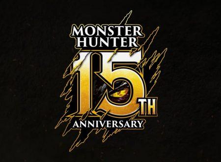 Monster Hunter: pubblicato un video che celebra il 15° anniversario della serie di Capcom