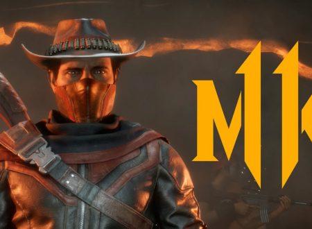 Mortal Kombat 11: pubblicato un nuovo trailer sulla storia e due gameplay