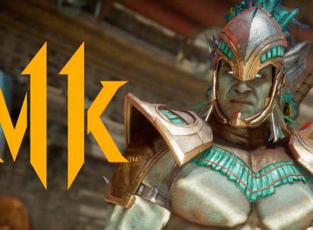 Mortal Kombat 11: un nuovo trailer svela l'arrivo di Kotal Kahn nel roster del titolo