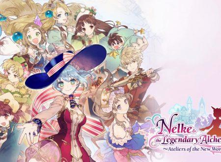 Nelke & the Legendary Alchemists: pubblicati i nostri primi 49 minuti sul titolo dai Nintendo Switch europei