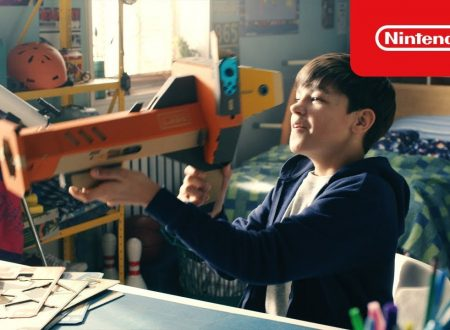 Nintendo Labo VR Kit: pubblicato un video commercial giapponese