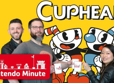 Nintendo Minute: video in co-op su Cuphead con Kit e Krysta