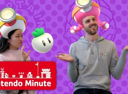 Nintendo Minute: video in co-op sullo Special Episode DLC di Captain Toad: Treasure Tracker