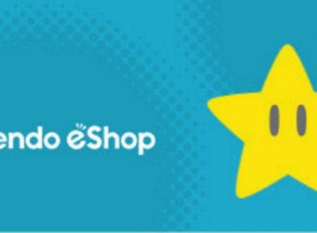 Nintendo eShop: Switch, Wii U e 3DS, le uscite settimanali del 21 marzo 2019