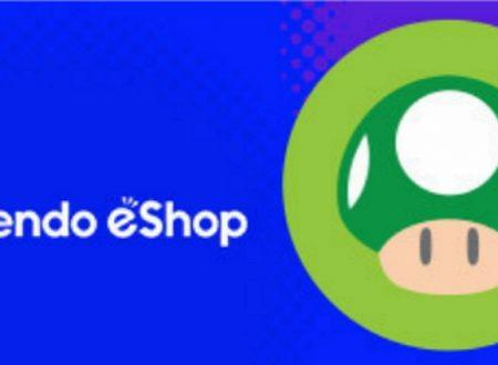 Nintendo eShop: Switch, Wii U e 3DS, le uscite settimanali del 7 marzo 2019