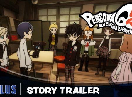 Persona Q2: New Cinema Labyrinth, pubblicato lo story trailer dedicato al titolo