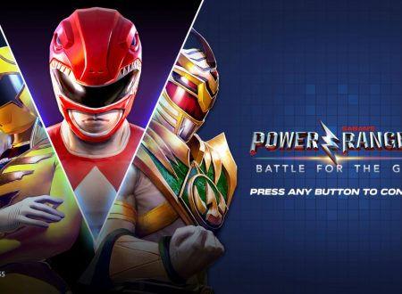 Power Rangers: Battle For The Grid, i nostri primi 30 minuti di gameplay dai Nintendo Switch europei