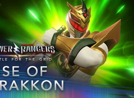 Power Rangers: Battle for the Grid, pubblicato un nuovo trailer dedicato a Lord Drakkon
