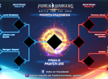 Power Rangers: Battle for the Grid, svelata la presenza di Goldar, Mastodon Sentry, Ranger Slayer e Kat Manx