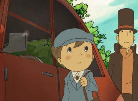 Professor Layton and the Curious Village potrebbe arrivare su Nintendo Switch
