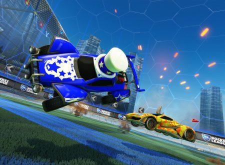 Rocket League: il titolo aggiornato alla versione 1.1.7 sui Nintendo Switch europei