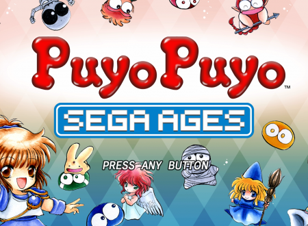 SEGA Ages Puyo Puyo: uno sguardo in video al titolo dai Nintendo Switch giapponesi