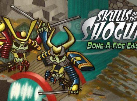 Skulls of the Shogun: Bone-A-Fide Edition, il titolo è in arrivo in primavera su Nintendo Switch