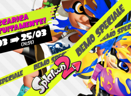 Splatoon 2: la demo speciale è ora scaricabile dai Nintendo Switch europei