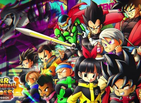 Super Dragon Ball Heroes: World Mission, pubblicato un video commercial giapponese