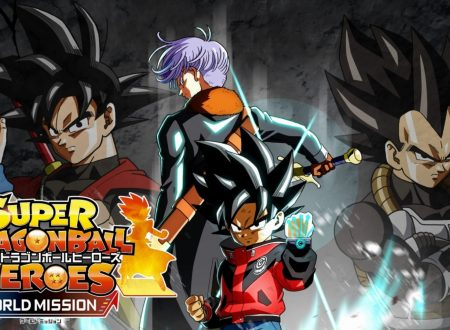 Super Dragon Ball Heroes: World Mission, uno sguardo alla demo dai Nintendo Switch giapponesi