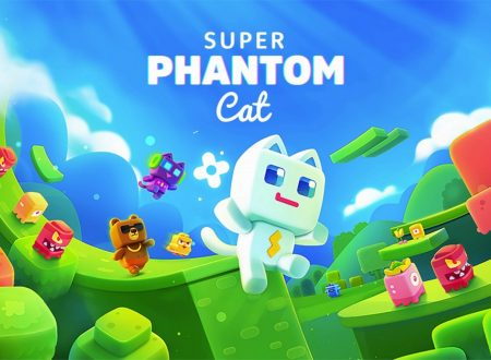 Super Phantom Cat: Remake, uno sguardo in video al titolo dai Nintendo Switch europei