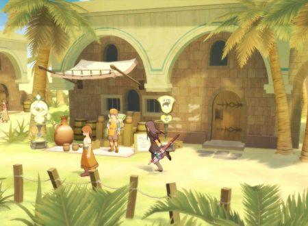 Tales of Vesperia: Definitive Edition, la versione 1.2 è in arrivo nelle prossime ore sui Nintendo Switch europei