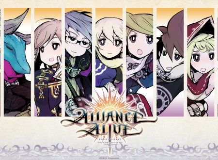 The Alliance Alive HD Remaster è in arrivo in Autunno su Nintendo Switch