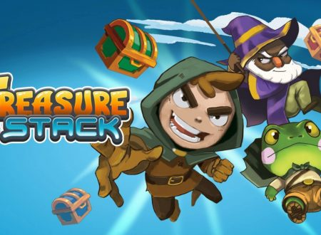 Treasure Stack: uno sguardo in video al titolo dai Nintendo Switch europei