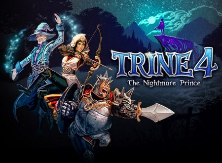 Trine 4: The Nightmare Prince, pubblicato un primo video gameplay sul titolo