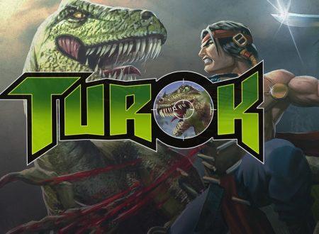 Turok: il titolo aggiornato alla versione 2.0.1 sui Nintendo Switch europei