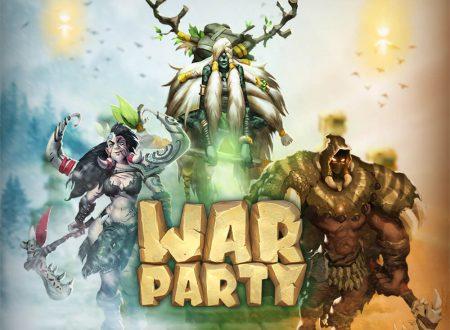 Warparty: il titolo è in arrivo il 28 marzo sull'eShop di Nintendo Switch
