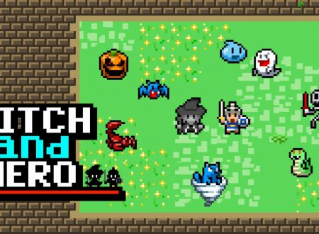 Witch and Hero: uno sguardo in video al titolo dai Nintendo Switch europei