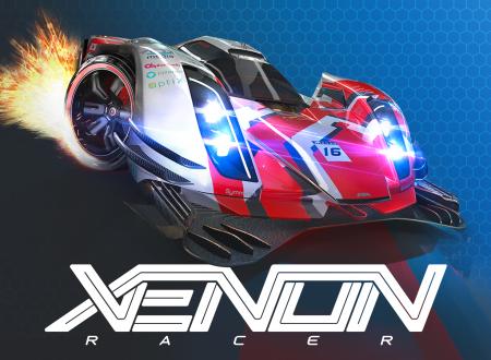 Xenon Racer: pubblicato il trailer di lancio del titolo su Nintendo Switch