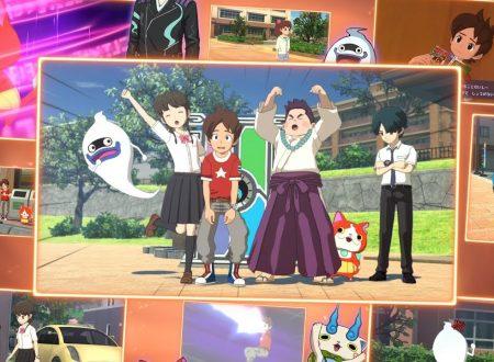 Yo-kai Watch 4: pubblicato un nuovo trailer promozionale giapponese