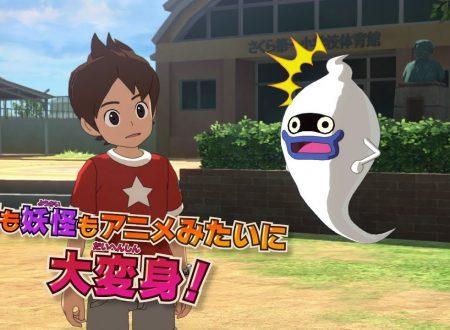 Yo-kai Watch 4: pubblicato un nuovo video commercial giapponese
