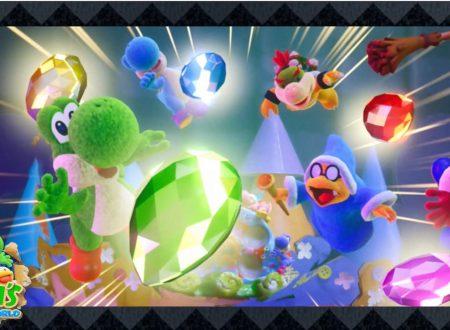 Yoshi's Crafted World: i nostri primi 65 minuti di gameplay del titolo su Nintendo Switch
