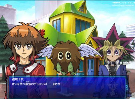 Yu-Gi-Oh! Legacy of the Duelist: Link Evolution, pubblicati i primi screenshots del titolo