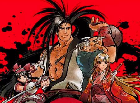 ACA NEOGEO Samurai Shodown, II, III: i classici titoli ora in sconto sull'eShop di Nintendo Switch