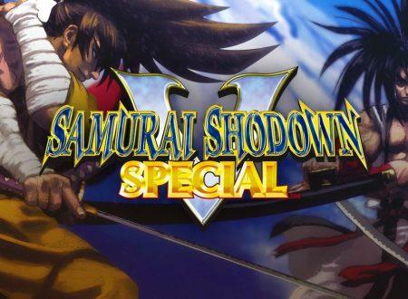 ACA NEOGEO Samurai Shodown V Special: il titolo è in arrivo il 18 aprile sui Nintendo Switch europei