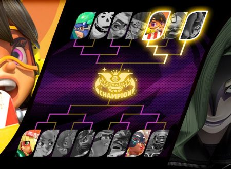 ARMS: Mechanica è la vincitrice dell'11° Round del torneo Party Crash Bash
