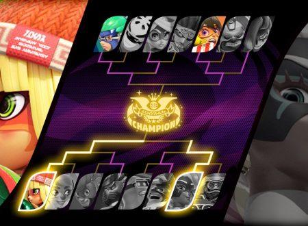 ARMS: Min Min è la vincitrice della prima semifinale del torneo Party Crash Bash