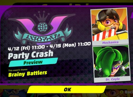 ARMS: rivelato l'11° Round del torneo Party Crash Bash: Mechanica vs. Dr. Coyle