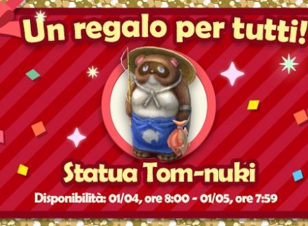Animal Crossing: Pocket Camp: disponibile un regalo per tutti in occasione del 1 aprile