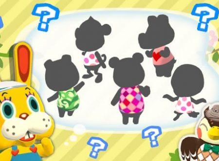 Animal Crossing: Pocket Camp: svelato l'arrivo di cinque nuovi animali nel titolo mobile