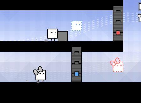 BoxBoy + BoxGirl: pubblicati dei nuovi screenshots e dedicati al titolo