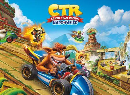 Crash Team Racing Nitro-Fueled: mostrato un nuovo artwork e i contenuti della Nitros Oxide Edition