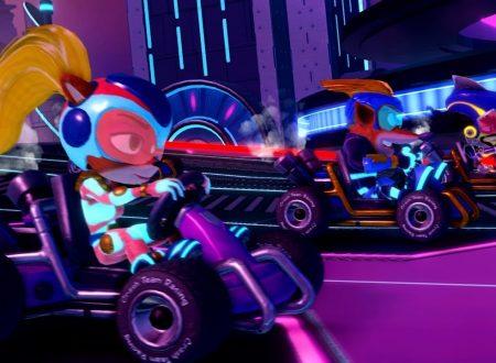 Crash Team Racing Nitro-Fueled: pubblicato un nuovo trailer dedicato alle Electron Skins