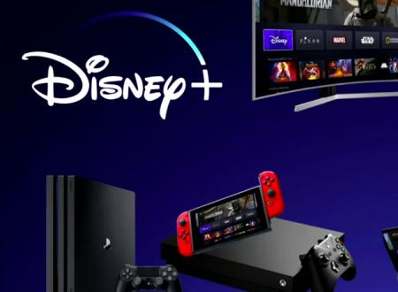 Disney+: annunciato un nuovo servizio di streaming, in arrivo su Nintendo Switch