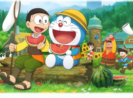 Doraemon Story of Seasons: il titolo è in arrivo sui Nintendo Switch occidentali in Autunno