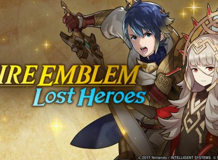 Dragalia Lost: ora disponibile l'evento Fire Emblem: Lost Heroes Summon Showcase